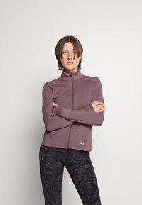 Under Armour - MERIDIAN JACKET - Training jacket - purple - 0