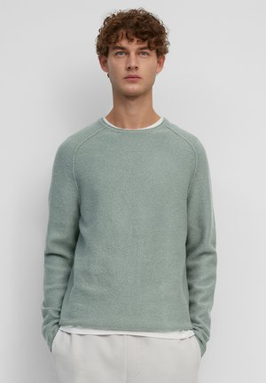 Sweatshirt - grus green