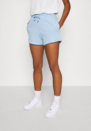 ABBIE - Shortsit - powder blue