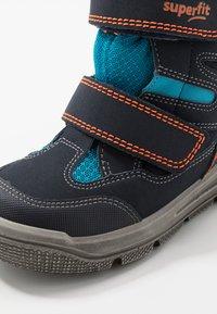 Superfit - MARS - Winter boots - blau - 5