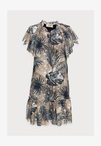 Mos Mosh - TIKKA SHADE DRESS - Day dress - vintage indigo - 4