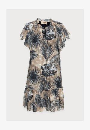 TIKKA SHADE DRESS - Robe d'été - vintage indigo