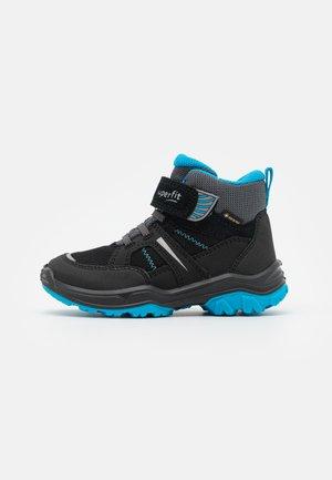 JUPITER - Classic ankle boots - schwarz/blau