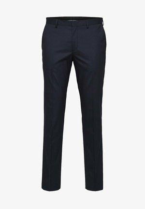 Pantalon - navy blazer