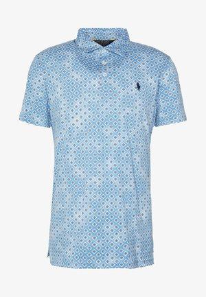 SHORT SLEEVE - Poloshirts - powder blue provencals
