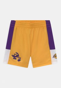 Outerstuff - NBA LOS ANGELES LAKERS SPACE JAM ZONE DEFENSE SET UNISEX - Club wear - yellow - 2