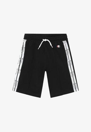 LEGACY AMERICAN TAPE BERMUDA - Sportovní kraťasy - black