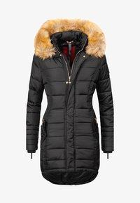 Navahoo - PAPAYA - Winter coat - black - 0