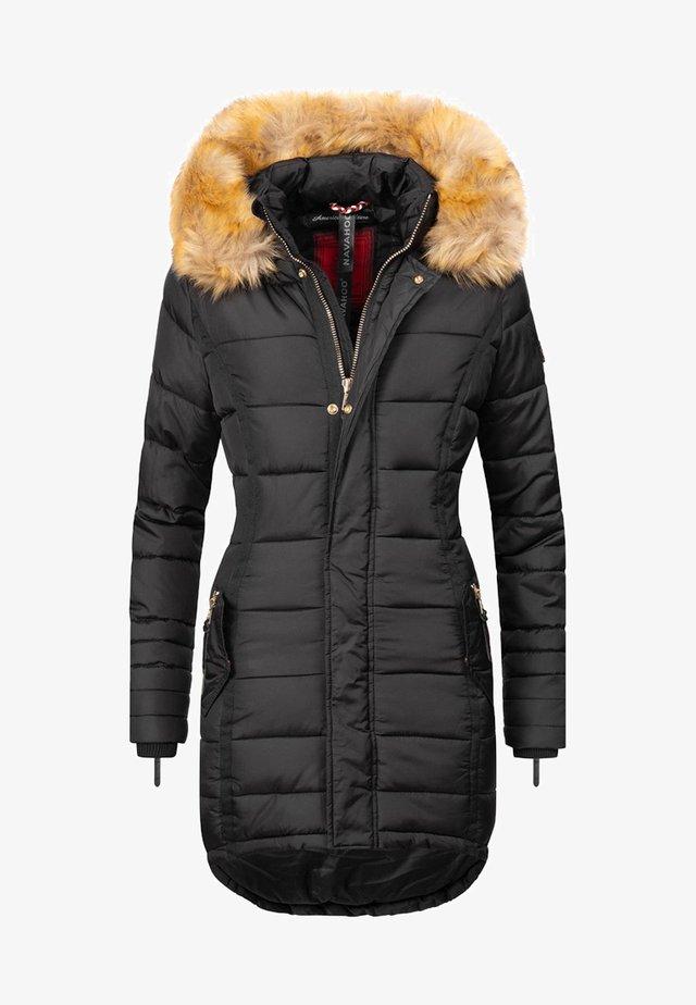 PAPAYA - Winter coat - black