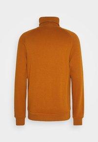 Scotch & Soda - SOFT TOUCH HIGH NECK - Sweatshirt - tobacco - 1