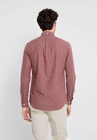 Farah - STEEN  - Shirt - dark mauve - 2