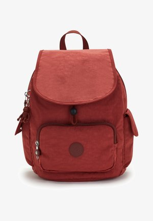 CITY PACK S - Tagesrucksack - dusty carmine