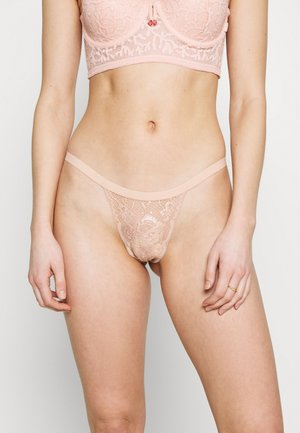 BLUSH - String - beige