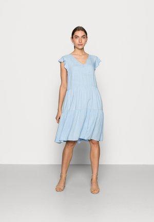 LAIDA DRESS - Day dress - powder blue