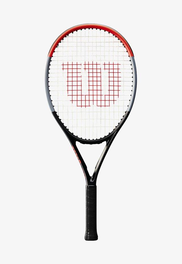 Tennis racket - red/black
