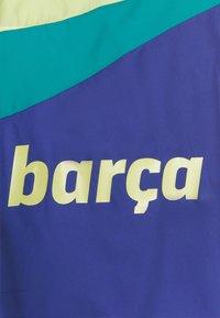 Nike Performance - FC BARCELONA DRY  - Club wear - deep royal blue/blue void/lt fusion red - 6