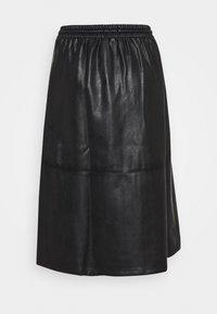 Opus - RAMEA - A-line skirt - black - 1