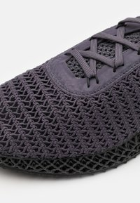 adidas by Stella McCartney - ALPHAEDGE 4D - Neutral running shoes - night steel/core black/platinum mauve - 5