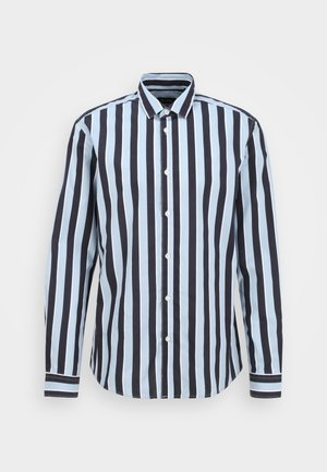 ONSSANE STRIPED SLIM FIT - Skjorter - blue