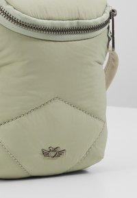 Fritzi aus Preußen - DARCI - Across body bag - mint - 2