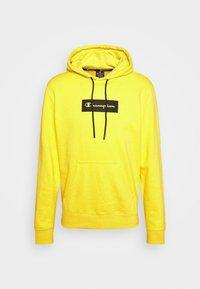 Champion - HOODED - Sweatshirt - yellow - 3