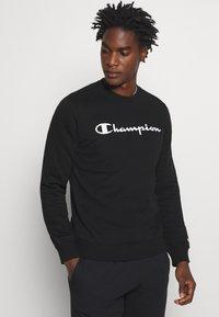 Champion - LEGACY CREWNECK - Sweatshirt - black - 0