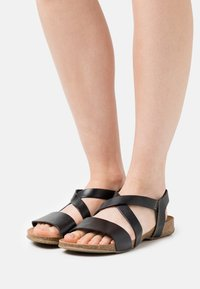 Grand Step Shoes - CAMILLA - Sandals - black - 0