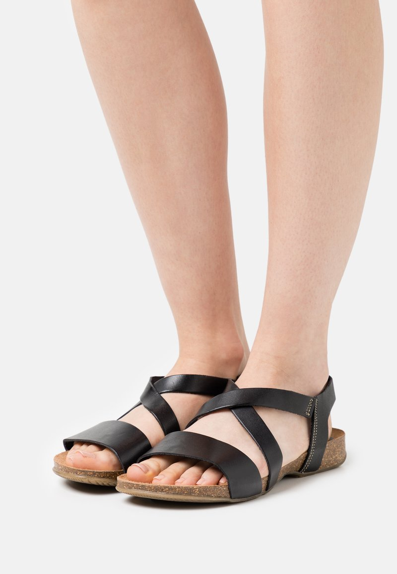 Grand Step Shoes - CAMILLA - Sandals - black