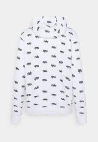 Nike Sportswear - CLUB HOODIE SCRIPT - Hættetrøjer - white - 7