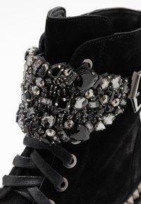 Alma en Pena - Lace-up ankle boots - black - 2