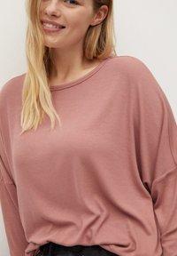 Violeta by Mango - ATLANTA - Long sleeved top - rosa - 3