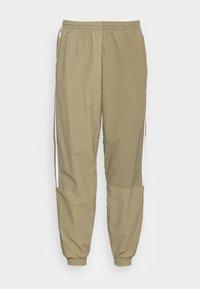 LOCK UP UNISEX - Pantalones deportivos - orbit green