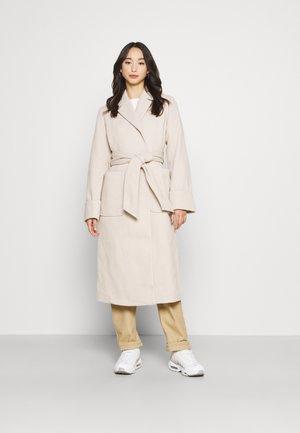 YASMUSO COAT - Classic coat - moonlight