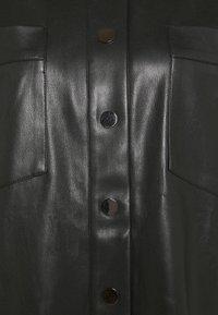 Nly by Nelly - SHACKET - Kort kåpe / frakk - black - 2