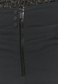 Bogner Fire + Ice - BORJA - Spodnie narciarskie - black - 5