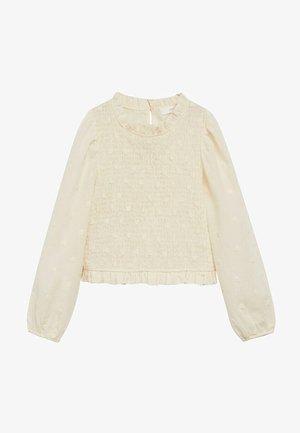PIA - Bluse - gebroken wit