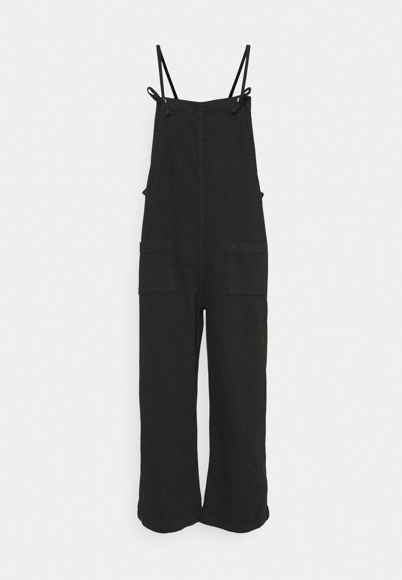 Monki - Jumpsuit - black dark