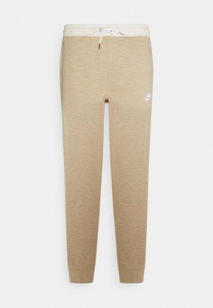 Pantalones deportivos - grain/coconut milk/ice silver/white