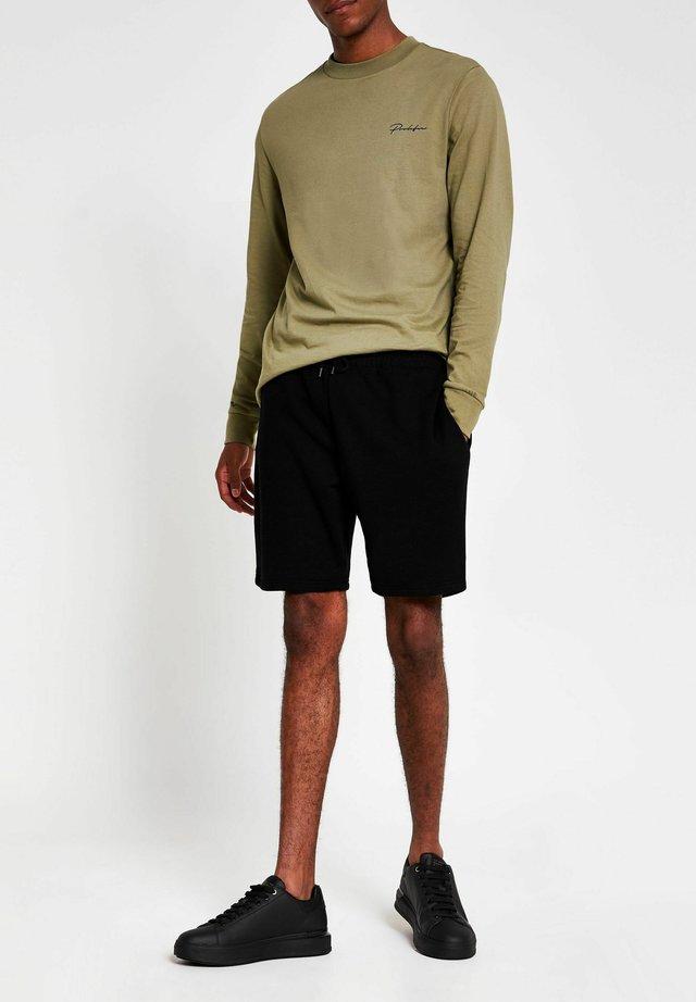 Pitkähihainen paita - green