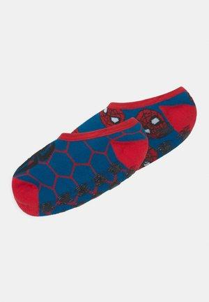 KID SPIDERMAN ANTISLIPPER BOY 2 PACK - Socks - multicolour