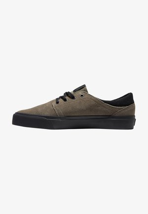 TRASE  - Sneakers laag - olive/black