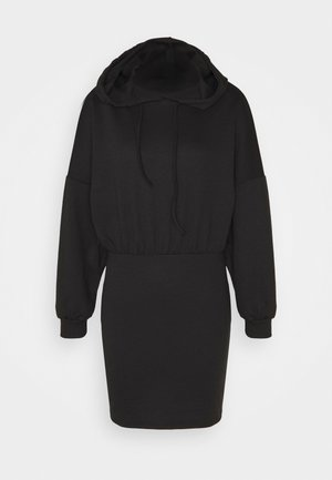 ONLSANDY SHORT DRESS - Vestido ligero - black
