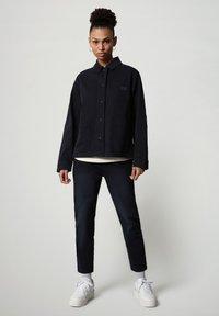 Napapijri - ALIE - Denim jacket - blu marine - 1