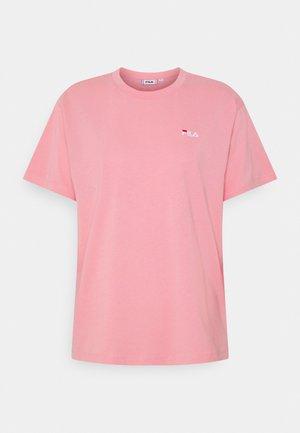 EFRAT TEE - T-shirt basic - peony