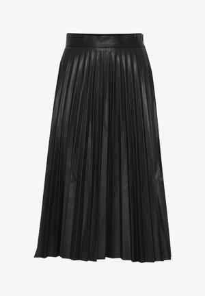 IHLOVITA  - A-line skirt - black