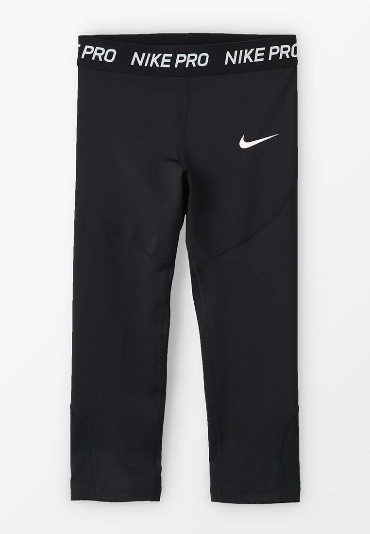 Nike Performance - Pantalon 3/4 de sport - black/white