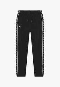 Kappa - HENNER - Pantalones deportivos - caviar - 2