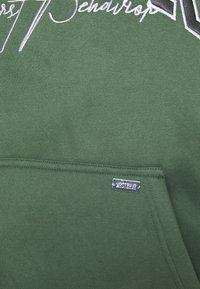 WRSTBHVR - HOODIE CRUSH - Sweatshirt - green - 6