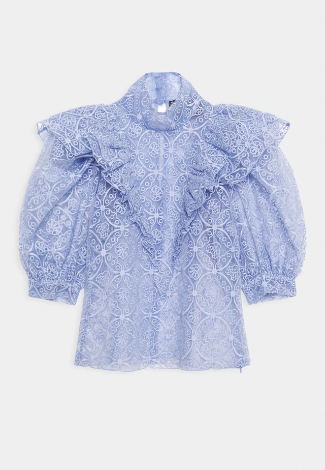 OFELIA - Blouse - powder blue