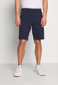 GAP - IN SOLID - Shorts - tapestry navy - 0